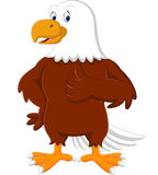 Eagle cartoon Royalty Free Stock Photos