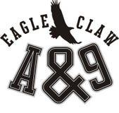 Eagle claw 01 royalty free illustration