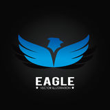 Eagle design Royalty Free Stock Image