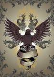 Eagle Emblem Stock Foto's