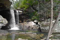 Eagle Falls Photo stock