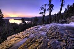 Eagle Falls Stockfotos