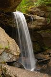 Eagle Falls in Autumn Stock Photography