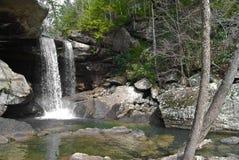 Eagle Falls. Below Cumberland Falls Resort in Kentucky Stock Photo