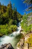 Eagle Falls bij Meer Tahoe - Californië, de V.S. royalty-vrije stock afbeeldingen