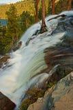 Eagle Falls, el lago Tahoe Foto de archivo