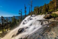 Eagle Falls at Lake Tahoe - California, USA. Eagle Falls at Lake Tahoe in California, USA Stock Photos