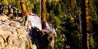 Eagle Falls. South Lake Tahoe winter time Stock Image