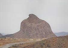 Eagle-Felsen in der Wüste Lizenzfreies Stockbild