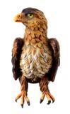 Eagle Figurine fotografering för bildbyråer