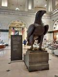 Eagle, großartiges Gericht, Philadelphia, Pennsylvania, USA Stockfotografie