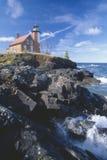 Eagle Harbor Lighthouse Stock Photos