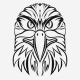 Eagle Head Imágenes de archivo libres de regalías