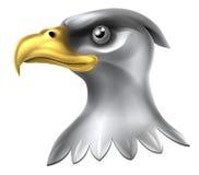 Eagle Head Design Foto de archivo libre de regalías