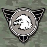 Eagle head logo emblem  for business or shirt Stock Images