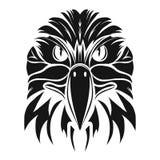 Eagle head logo vector Stock Image