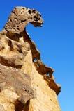 Eagle Head Rock Foto de archivo libre de regalías