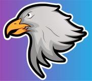 Eagle Head Vector Illustration Stock Photos