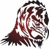 Eagle Icons fâché, logo pour le concept et les apps mobiles de Web illustration de vecteur