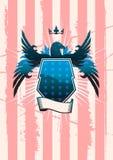 Eagle Illustration Fotografie Stock Libere da Diritti