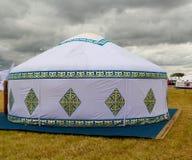 Eagle Kazakstan stockbild