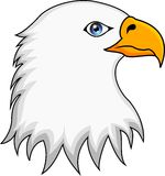 Eagle-Kopf stock abbildung
