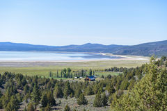 Eagle Lake, Californië Stock Fotografie
