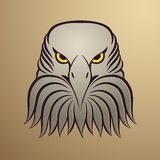 Eagle logo Stock Photography