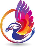 Eagle logo Stock Photo
