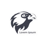Eagle logo template Royalty Free Stock Photography