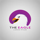 THE EAGLE LOREM IPSUM 2017 6 royalty free stock photo