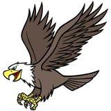 Eagle Mascot Stock Photography