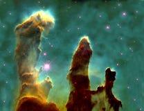 Eagle Nebula, Ic 4703, Fog Royalty Free Stock Photos