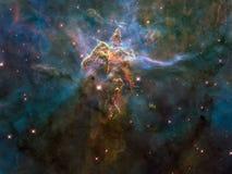 Eagle Nebula, Ic 4703, Fog Royalty Free Stock Photo
