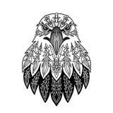 Eagle ornamental Foto de archivo libre de regalías
