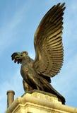 Eagle, Parkowi des bastiony, Genewa, Szwajcaria obraz royalty free