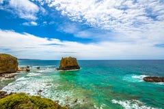 Eagle Point in grande strada dell'oceano Immagini Stock Libere da Diritti