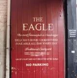 Eagle Pub à Cambridge photo libre de droits