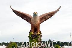 Eagle-Quadrat Langkawi-Insel, Malaysia Lizenzfreie Stockbilder