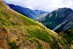Eagle River Wanderung stockfoto