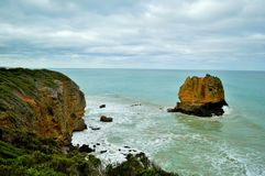 Eagle Rock, Aireys-Inham Royalty-vrije Stock Fotografie