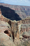 Eagle rock, Grand Canyon Stock Photo