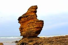 Eagle Rock langs de Grote Oceaanweg Stock Afbeelding