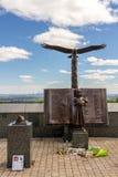 Eagle Rock 9/11 mémorial Images stock