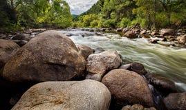 Eagle rzeka Fotografia Stock