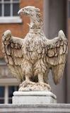 Eagle Sculpture Stock Photo