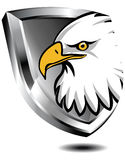 Eagle Shield Stock Image