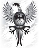 Eagle Shield Immagini Stock