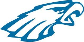 Eagle Silhouette Vetora Design Clipart Fotografia de Stock