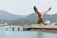 Free Eagle Square Langkawi Stock Photos - 23255333